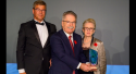 Bentley Systems Honors Peter Blake of Hatch with Lifetime Achievement Award