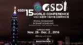 15th GSDI World Conference Call for Abstracts Deadline Extended to 1 June
