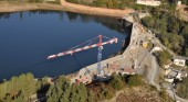Total Station Monitors Dam For Movement